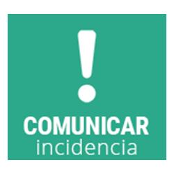 Comunicar Incidencia img